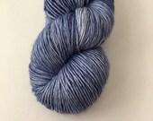 Single Hand Dyed Circus Single Ply Merino Fingering Knitting Yarn Southern Emu Wren