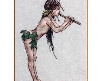 Cross Stitch kit The magic flute