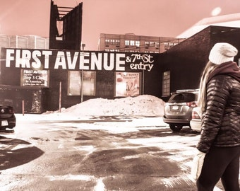Historic First Avenue
