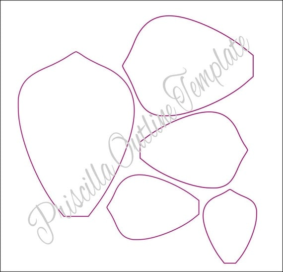 big flower paper template - giant paper flowers giant paper flower templates