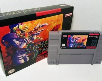 Emerald Dragon - English SNES NTSC Translation