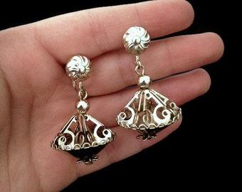 Dangle Earrings - Earrings - Jewelry - Gift for Women - Gift Idea - Vintage - Jewellery - Drop Earrings - Boho Earrings - Ethnic earrings