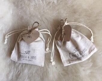 Cotton bag - guest gift
