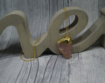"""Chain """"gemstone Rose Quartz"""" 925"""