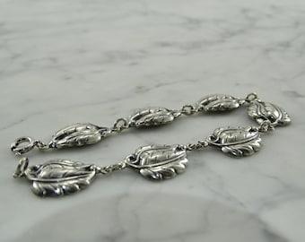 """Vintage Danecraft Sterling Silver Bracelet (7 1/2"""")"""