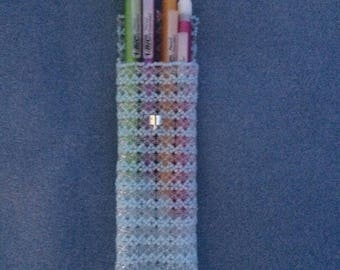 Beabed pencil case #2.