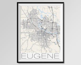 Eugene oregon Etsy