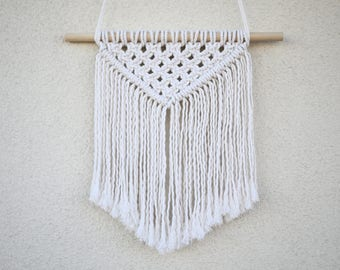 Little One Macrame Wall Hanging