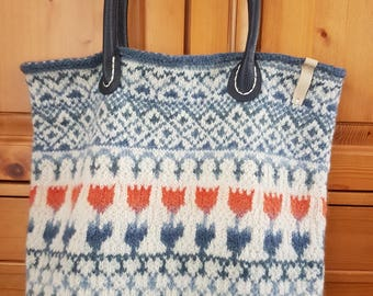 Dutch bag Knitted