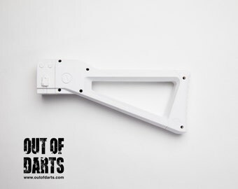 Worker Nerf compatible stock (WHITE)