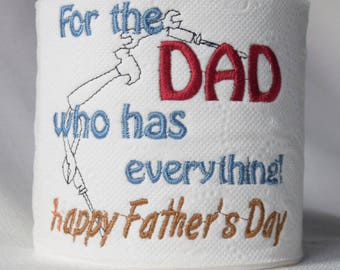 Toilet Paper - Everything Dad