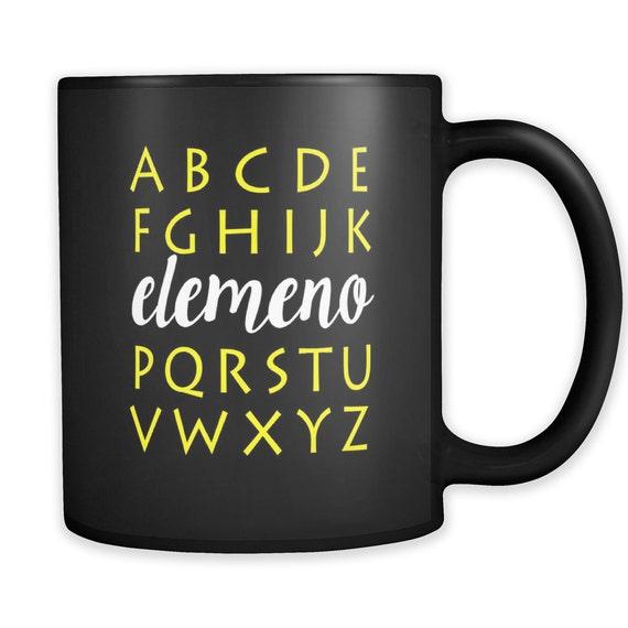 Elemeno Coffee Mug Best Gift Ideas
