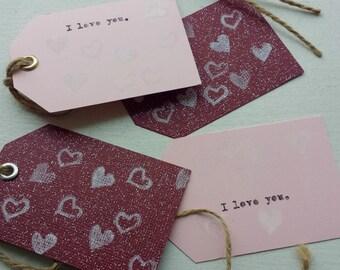 Valentine's Day Tag Bundle (4)