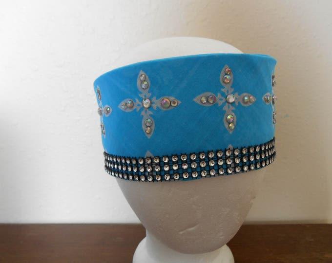 "100% Cotton Bandana Headband 29"" MMBC43"