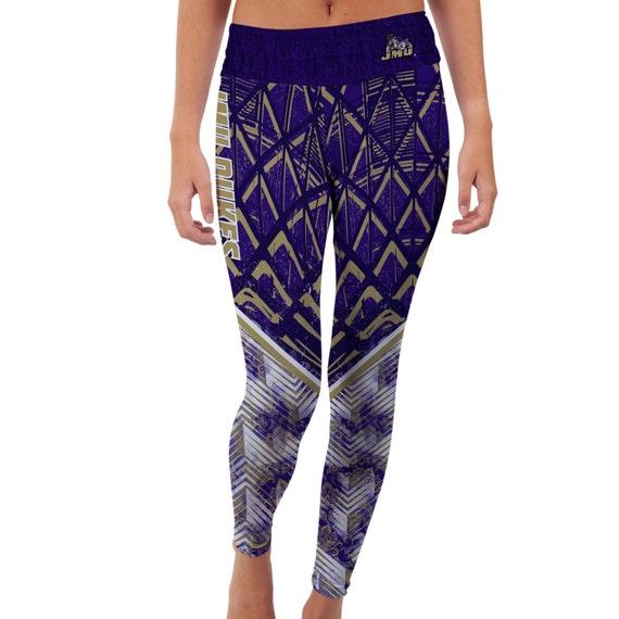 James Madison University Dukes Yoga Pants Designs