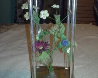 decorative table top decor,flower arrangement