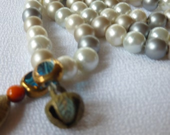 Mala, prayer, meditation, yoga, jewelry