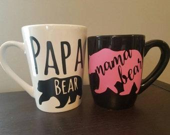Mama bear & Papa bear Combo
