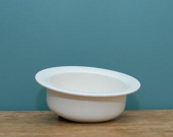 Arabia Finland Arctica bowl , cereal & soup bowl , Vintage Bowl ,  Vintage Serving Bowl