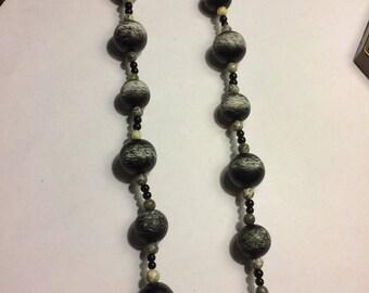 Tornado Alley necklace