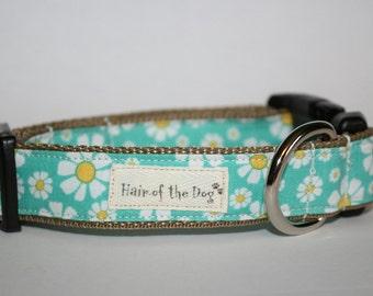 Happy Daisy DoG Collar