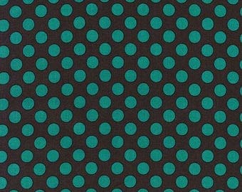 Bottle Ta Dot  - HALF YARD - Michael Miller - Cotton Fabric - Quilting Fabric