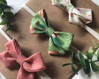 Nessa Bow Collection