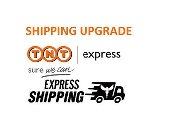 Expedite Shipping TNT Courier, TNT Express,  Buy Today, Wear Tomorrow, Overnight Express Delivery, Door to Door by Astraea