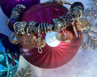 Mother's Love Holiday Bracelet