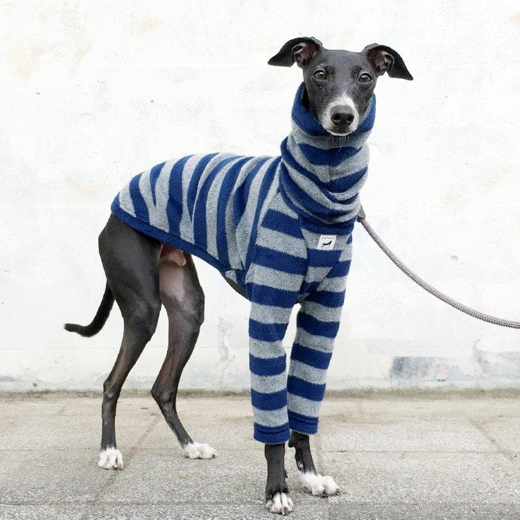 Italian Greyhound Clothing Fleece Long sleeves T-shirt
