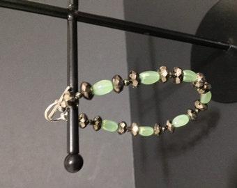 Elegant Green bracelet