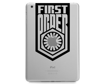 First Order Decal - Star Wars Decal / First Order / Stormtrooper / Decals