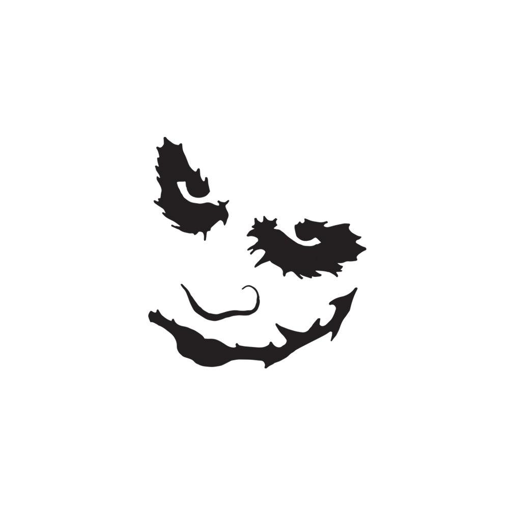 Bike stickers design joker - Joker Decal The Joker Harley Quinn Suicide Squad Laptop Sticker Joker Car Sticker