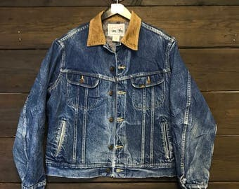 70's Lee Storm Rider Denim Jacket