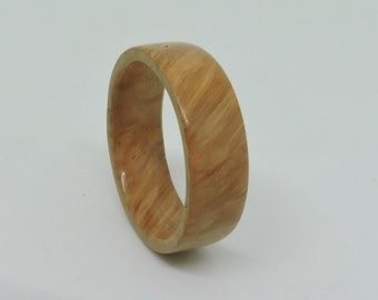 Briar Wood Ring, Unique Ring,Wood Ring