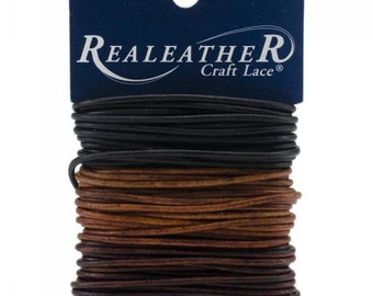 Leather string round from 2 mm code: NM-RLC0222