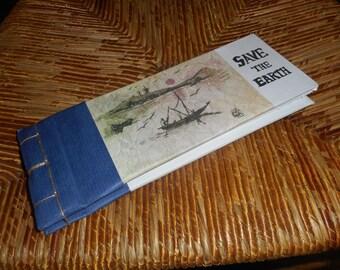 Sailing travel book