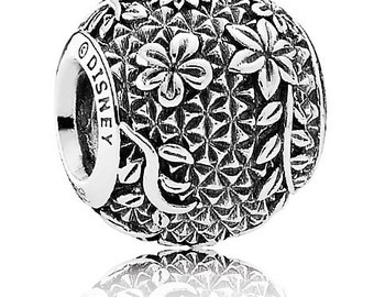 Authentic Pandora Disney's Epcot Flower and Garden Festival Charm