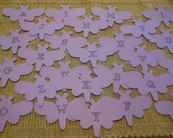 Butterfly ABC Cards
