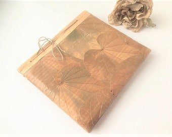 Hand-made Blank Book / Hand-made Paper Book /  Hand-made Paper / Hand-made Book / Rustic Book / Primative Book / Blank Pages / Blank Book