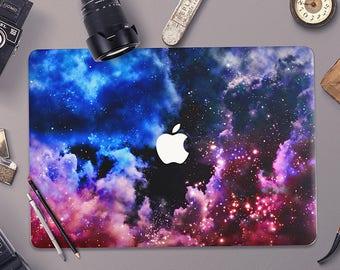 Macbook Decal Macbook Sticker Vinyl Laptop Skin Nebula Vinyl Decal Macbook Skin for Apple Macbook Air Macbook Pro 11/12/13/15 Retina 13/15