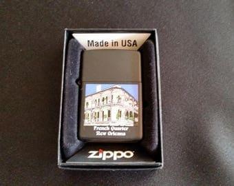 Zippo French Quarter New Orleans Lighter