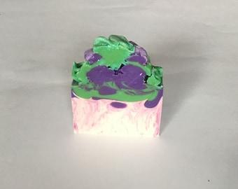 Floral Fruit Soap