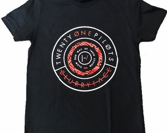 21 Pilots Blurryface twentyone one Pilots Tshirt