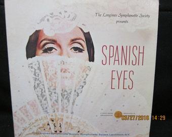 """Longines Symphonette """"Spanish Eyes"""""""