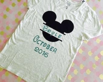 Mickey inspired shirt designs