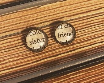 Sister/Friend Earrings