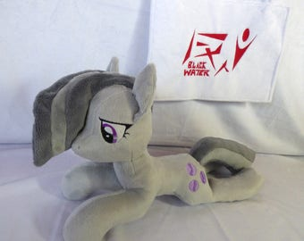 Marble Pie Custom 16in Cuddle, My Little Pony Plushie