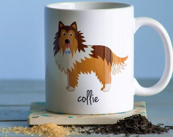 Collie Mug (boy)