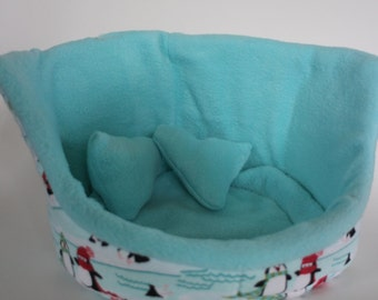 Christmas Cuddle Cup For Guinea pig, Hedgehog and other small animals